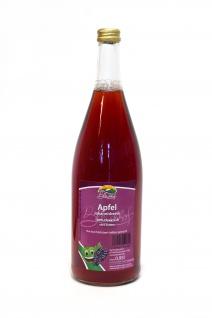 Apfel-Johannisbeere-Saft vom Bleichhof (6x 0, 72L) vegan - Vorschau 2