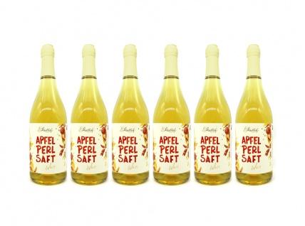 Bleichhof Apfelperlsaft 6er Pack (6x 0, 75l) - Vorschau 2