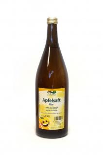 Apfelsaft klar vom Bleichhof (6x 0, 95L) vegan - Vorschau 2