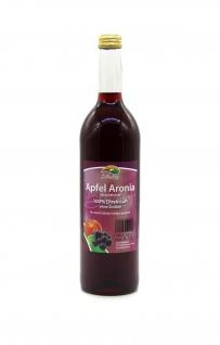 Apfel-Aronia-Saft vom Bleichhof (6x 0, 72L) vegan - Vorschau 2
