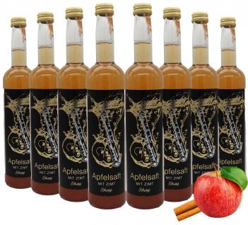Bleichhof Apfelsaft mit Zimt (8x 0, 47l)