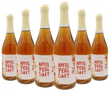 Bleichhof Apfelperlsaft 6er Pack (6x 0, 75l)