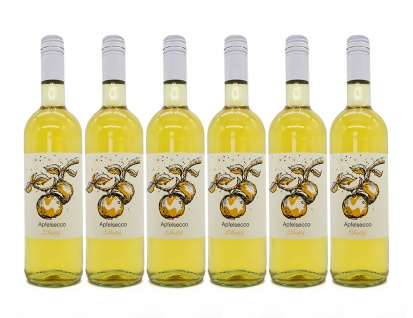 Bleichhof Apfelsecco, 6er Pack (6x 0, 75l)