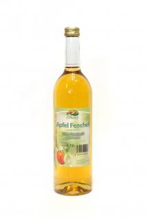 Apfel Fenchel Saft vom Bleichhof (6x 0, 72L) vegan - Vorschau 2