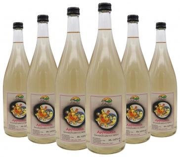 Bleichhof Apfelwein Sonnenfinsternis 2015, 6er Pack (6x 1l)