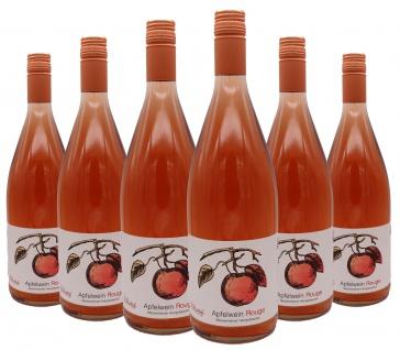 Bleichhof Apfelwein Rouge - 6er Pack (6x 1l)