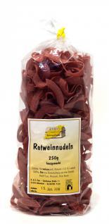Rotweinnudeln hausgemacht von Eyer's Körnertruhe (4x 250g) - Vorschau