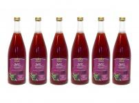 Apfel-Johannisbeere-Saft vom Bleichhof (6x 0, 72L) vegan
