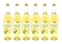 Apfel-Quittensaft vom Bleichhof (6x 0, 72L) vegan