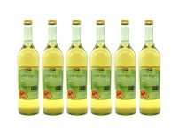 Apfel-Ingwer-Saft vom Bleichhof (6x 0, 72L) vegan