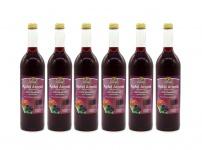 Apfel-Aronia-Saft vom Bleichhof (6x 0, 72L) vegan