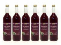 Apfel-Holunder-Direktsaft vom Bleichhof (6x 0, 72L)