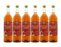Apfel-Cranberrysaft vom Bleichhof (6x 0, 72L) vegan