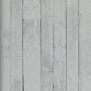 Vlies Tapete Antik Holz rustikal verwittert grau Bretter vergraut royal wood