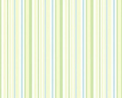 Esprit Kids Streifen Vliestapete blau grün weiß gelb 1090-26