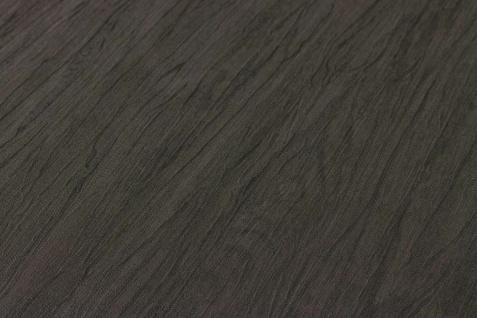 Versace 4 VliesTapete Uni Holzoptik Struktur schwarz 370524