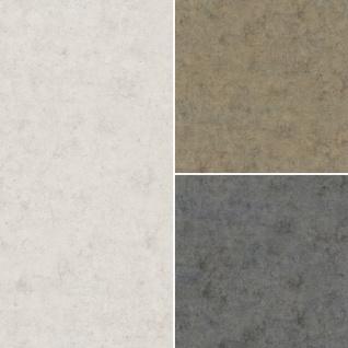 Vliestapete Stein Beton Optik verputz creme oliv braun grau Steinwand Loft