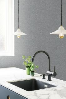 Vlies Tapete Beton Optik grau gold modern look Stein Wand GT1004