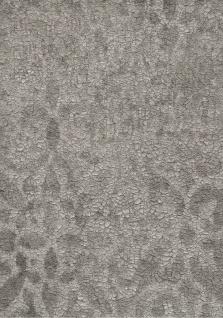 Krakelee Struktur Vliestapete grau taupe Ornamente Craquelé Toscana 642-03 - Vorschau 2