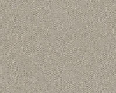 Vliestapete Uni Textil Optik Struktur beige braun Elegance - 5th Avenue