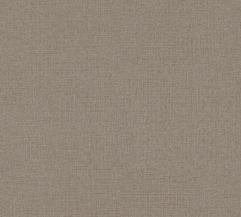 Vliestapete Uni Struktur Textil Leinen Optik braun 36776-5 / 367765