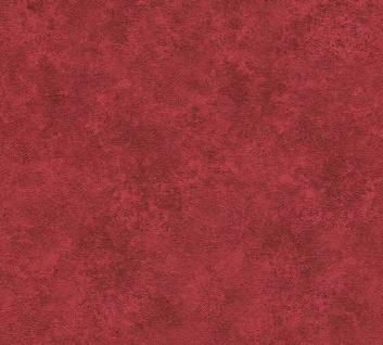 Vliestapete Stein Beton Uni Struktur bordeaux rot meliert 37467-8 Asian Fusion