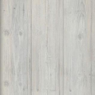 Vlies Tapete Antik Holz Muster rustikal grau beige royal wood shabby landhaus