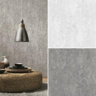 Vliestapete Beton Optik grau Betontapete Industrial Look Zement Stein Wand