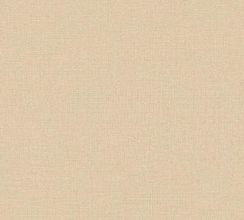 Vliestapete Uni Struktur Textil Leinen Optik beige 36777-8 / 367778