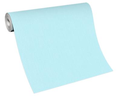 Vlies Tapete Uni Streifen Struktur blau türkis 10166-18