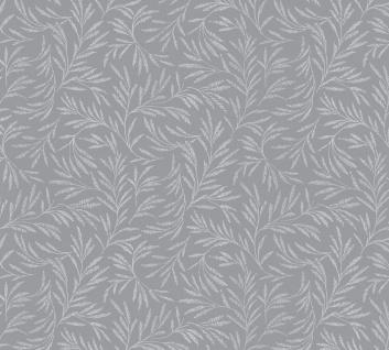 Vliestapete Blätter Zweige Äste grau silber glanz Architects Paper Alpha 33326-4