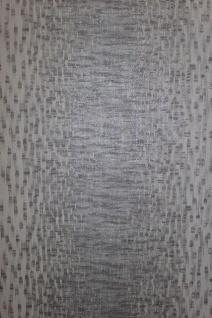 Vinyl Tapete grafisch Streifen glitzer effekt kiesel grau gestreift elegant