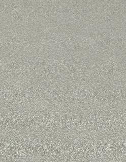 Vliestapete Carat Uni silber grau glänzend Glitzer 10079-02 / 1007902