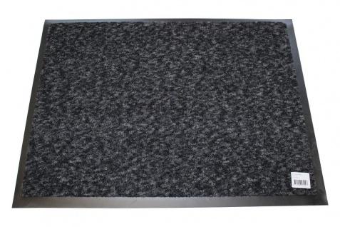 Fußmatte Discovery Graphit 60 x 80 cm Schmutzfangmatte Türmatte Sauberlaufmatte