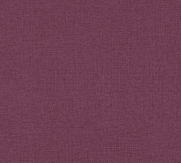 Vliestapete Uni Struktur Textil Leinen Optik violett 36776-8 / 367768