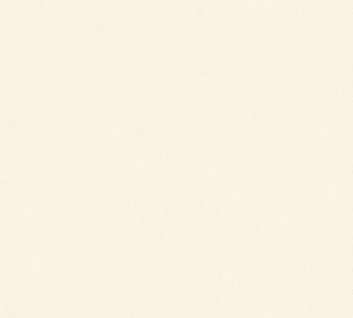 Vliestapete Kinder Uni creme einfarbig Little Stars 35566-9