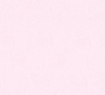 Vliestapete Kinder Uni rosa einfarbig Little Stars Mädchen 35566-1