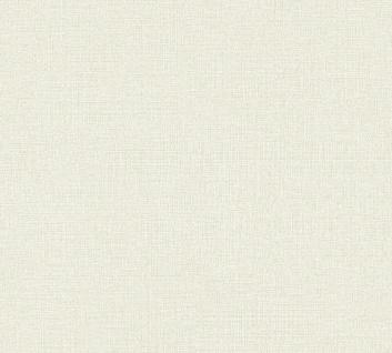 Vliestapete Uni Struktur Textil Leinen Optik creme beige 36777-2 / 367772