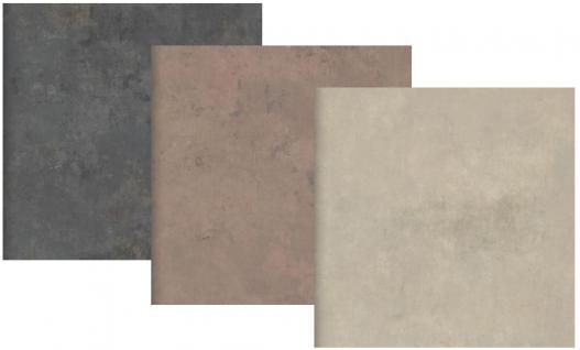 Vlies Tapete Stein Muster Marmor beige braun anthrazit grau stone optik modern