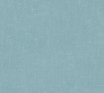 Vlies Tapete Uni Struktur Textil Optik hell blau California 36374-3