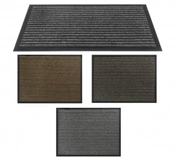 Fußmatte Scala Schmutzfangmatte Bodenmatte Fußabtreter versch. Größen u. Farben