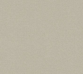 Vliestapete Uni Struktur Textil Leinen Optik beige grau 36777-1 / 367771