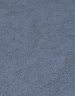 Vliestapete Carat Uni blau meliert glänzend 10078-44 / 1007844 - Vorschau 2