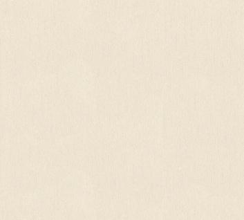 Vlies Tapete Uni Struktur Muster creme grau silber glanz 34503-3 Chateau 5