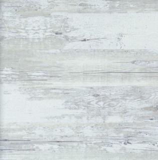 Vlies Tapete 47532 Holz Muster bretter vertäfelung Natur rustikal grau weiß