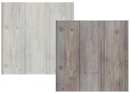 Vliestapete Antik Holz Muster rustikal grau beige / braun grau royal wood shabby