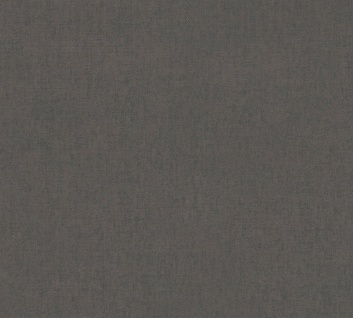 Vlies Tapete Uni Struktur Textil Optik schwarz braun AP Alpha 33374-5