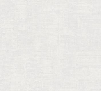 Vliestapete Uni creme weiß Putzoptik 33594-2 Memory 3