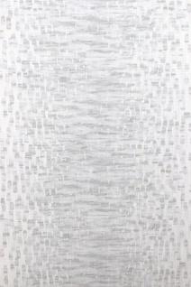 Vinyl Tapete grafisch Streifen glitzer effekt weiß grau gestreift elegant