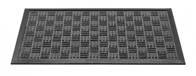 Schmutzfangmatte Supreme anthrazit 40x60cm Fußmatte Türmatte Fußabtreter